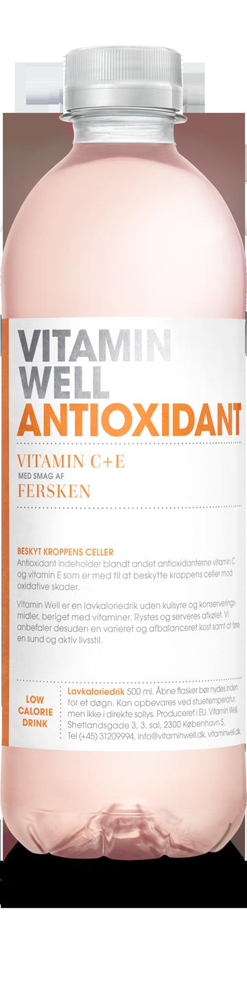 vitamin well näringsinnehåll