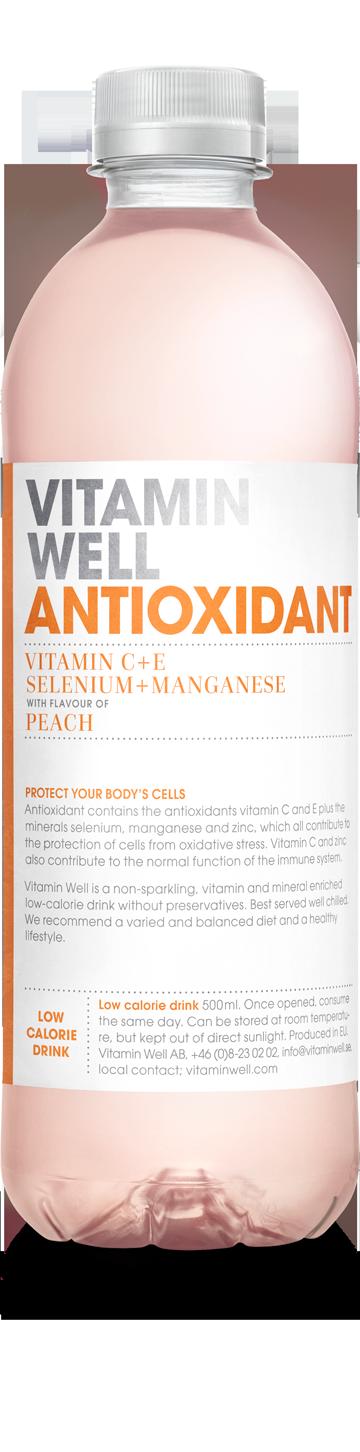 vitamin well sharp