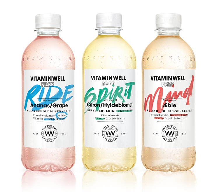 vitamin well ride