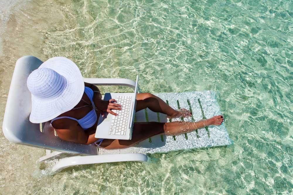 Få semesterkänslan att räcka längre