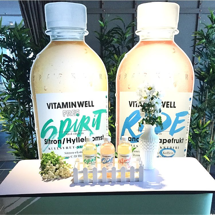 vitamin well ride
