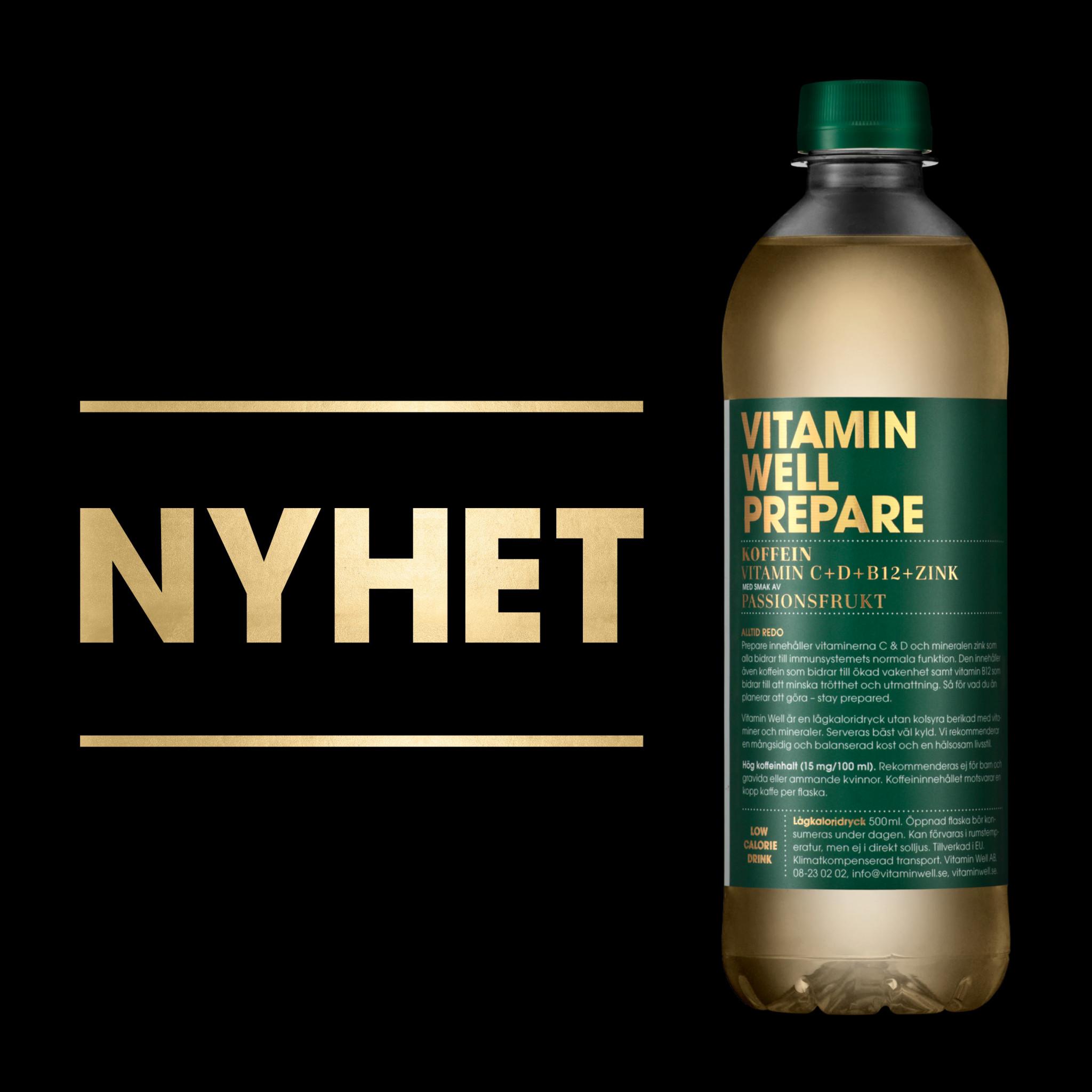 vitamin well bra eller dåligt