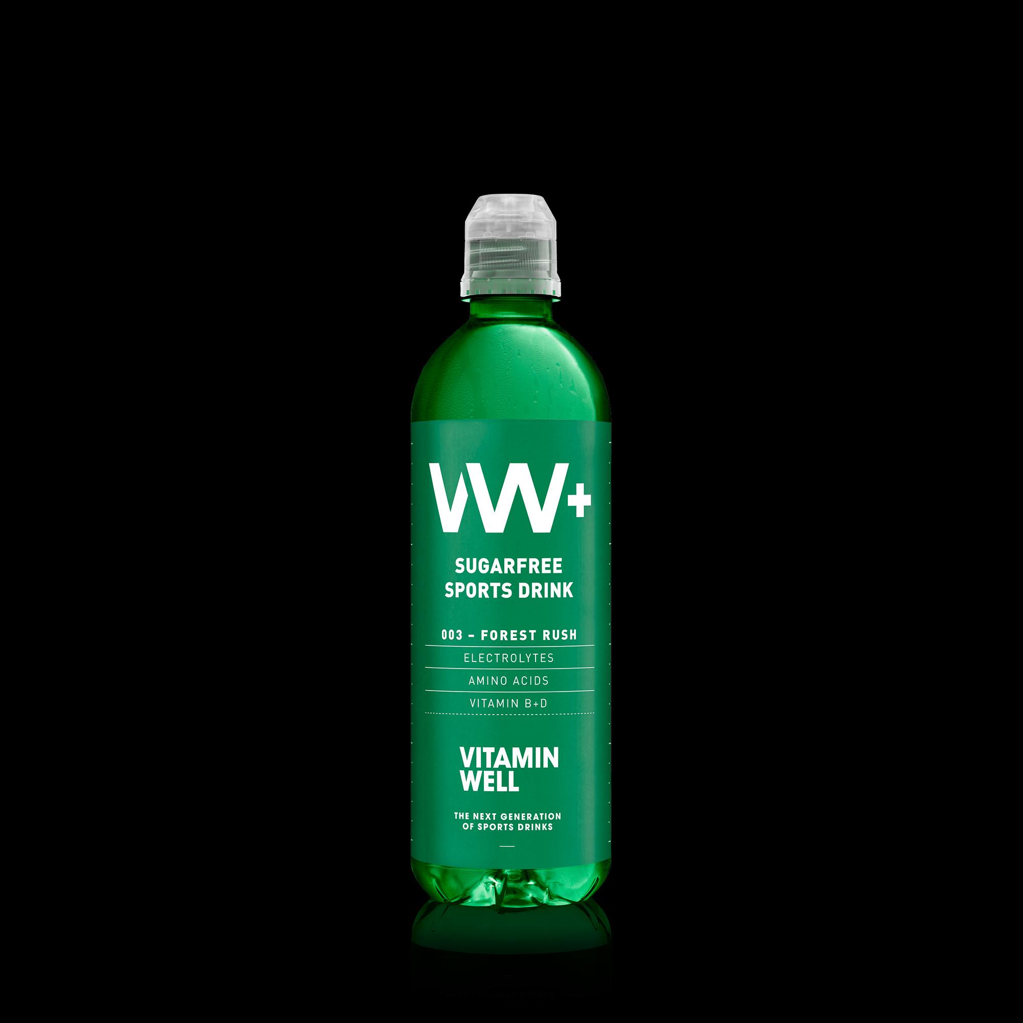 vitamin well sverige