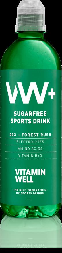 vitamin well coca cola