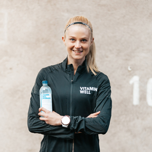 Karin Storbacka Nordic Runners Vitamin Well