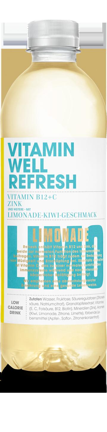 vitamin well flak